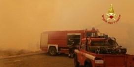 'Ongeziene ramp' bij bosbranden Sardinië, ook Frankrijk en Spanje zwaar getroffen