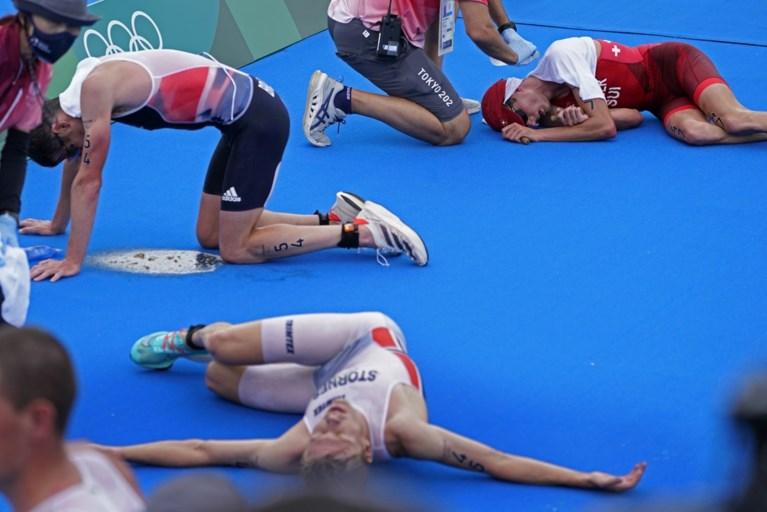 Dit hebt u vannacht gemist: Red Lions op kruissnelheid, Katie Ledecky onttroond in het zwembad