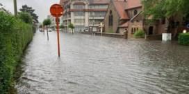 'Rioleringen kunnen al dat water niet aan'
