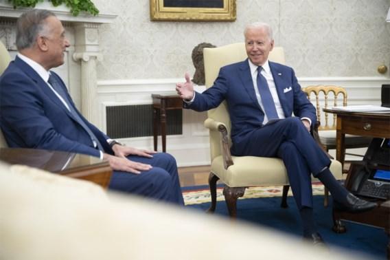 President Biden maakt einde aan 'gevechtsmissie' in Irak