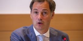 Premier De Croo ziet grote indoorevenementen doorgaan in het najaar