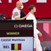 Matthias Casse op medaillekoers: Rus wacht in kwartfinale