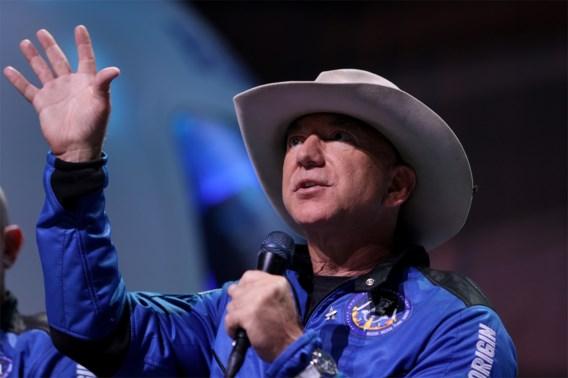 Jeff Bezos biedt Nasa 2 miljard dollar om opnieuw mee te doen aan race naar de maan
