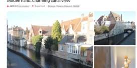 Airbnb zal meer data delen met Vlaanderen