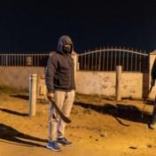Zelfs de plunderaars werden beroofd in Durban