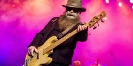 Bassist Dusty Hill van ZZ Top overleden