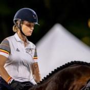 De gravin van Team Belgium