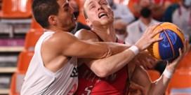 Sprookje eindigt zonder medaille voor Belgian 3 x 3 Lions: Servië is te sterk en pakt het brons