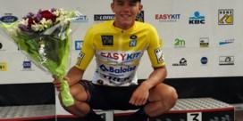 Thibau Nys sprint naar allereerste profzege in Ronde van Vlaams-Brabant