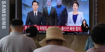 Noord- en Zuid-Korea heropenen hotline na dertien maanden