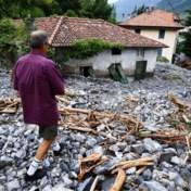 Hevige regenval in Noord-Italië veroorzaakt zware overstromingen