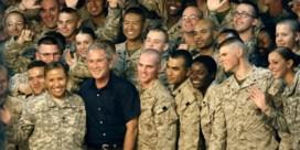 Biden beëindigt symbolisch de Bush-oorlogen