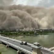 Timelapse toont hoe Chinese stad verdwijnt in amper vijf minuten