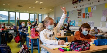 Experts mikken op schoolstart zonder mondmasker