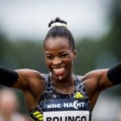 Gemengde estafette start zonder geblesseerde toploopster Cynthia Bolingo