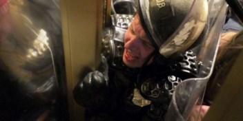 Politie getuigt over agressieve en racistische Capitoolbestormers