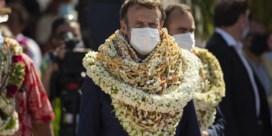 De schuldbekentenis van president Macron: 'In Bretagne zouden we zulke kernproeven niet gehouden hebben'