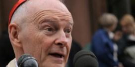 Voormalig Amerikaans kardinaal McCarrick wordt vervolgd voor seksueel misbruik