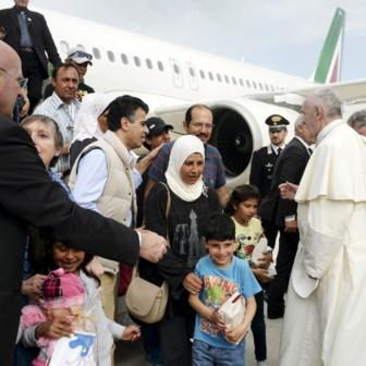 De paus die niet van Europa houdt