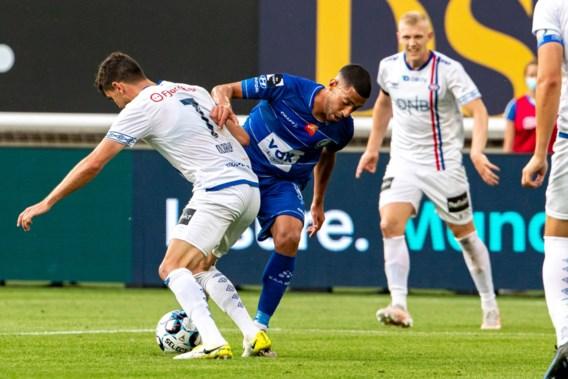 AA Gent verliest terugwedstrijd van Valerenga, maar stoot wel door in Conference League