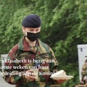 Prinses Elisabeth rondt legeropleiding af met zware stage: 'Ze heeft even hard afgezien als de rest'