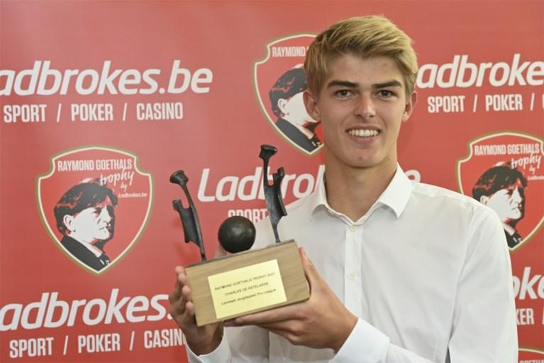 Marc Brys wint trofee Raymond Goethals voor beste trainer van het jaar 2020