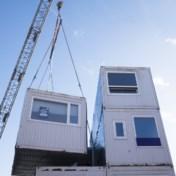Gezocht: wooncontainers voor slachtoffers wateroverlast