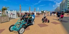 Toerisme krabbelt langzaam recht