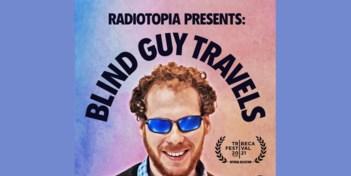 Podcasttips   Vertrek gerust op reis, met een blinde als gids en de kinderen stil op de achterbank