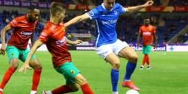 KV Oostende gaat na spektakelstuk met zeven goals met de drie punten lopen in Genk