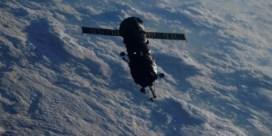 ISS even uit koers na problemen met Russisch raket