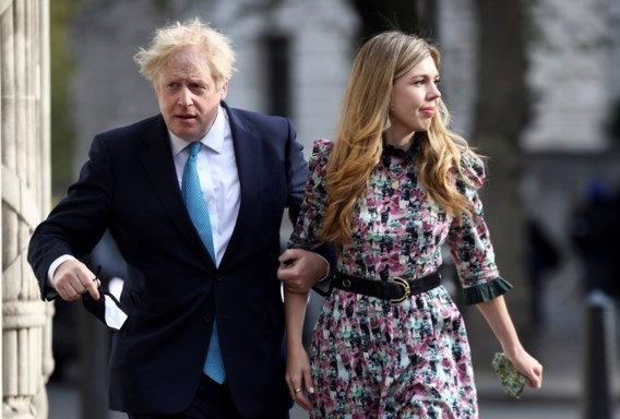 Britse premier Boris Johnson wordt opnieuw vader