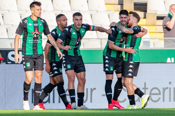 Nieuwkomer Waldo Rubio redt puntje voor Cercle Brugge tegen OH Leuven