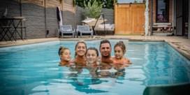 Aanvragen vergunde zwembaden nemen toe