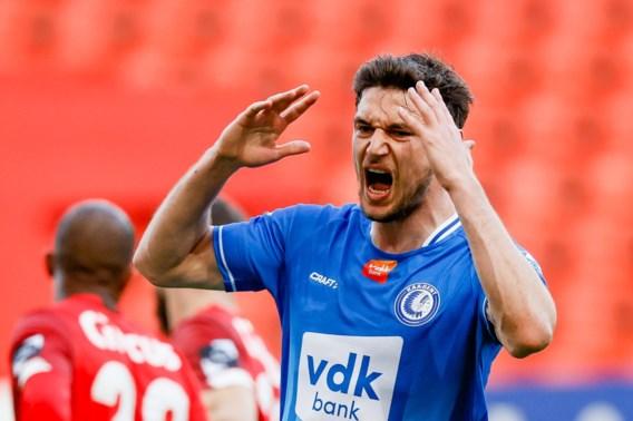 Transfer van AA Gent-spits Roman Yaremchuk naar Benfica bevestigd