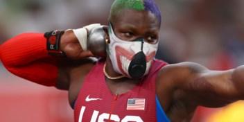 Kogelstootster Raven Saunders: 'Toen ik terugkwam van Rio, vroeg ik me af wie ik was'