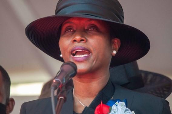 Voor dood achtergelaten: weduwe vermoorde president Haïti getuigt voor het eerst