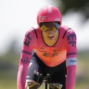 Neilson Powless wint uitgeregende Clasica San Sebastian na sprint met drie