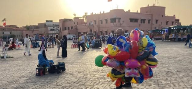 Marrakech herontdekt: fietsen met een gil, verdwalen in de souks met koptelefoon