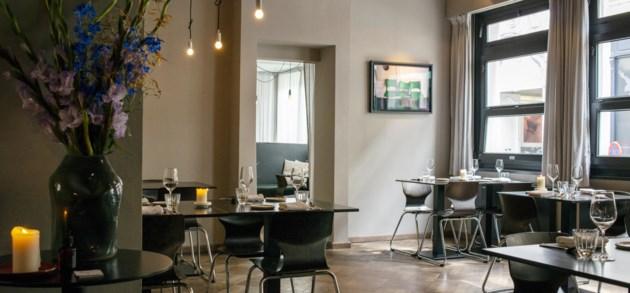 Restaurant 'Nage' in Antwerpen: een stevige basis, maar nood aan durf en schwung
