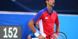 Geen brons voor Djokovic in enkelspel, forfait in gemengd dubbel