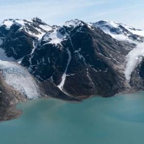 Hittegolf op Groenland:op één dag genoeg ijs gesmolten om heel Florida te bedekken met water