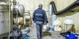 Gigantisch crystalmethlab ontmanteld bij Belgische grens: 'Echt topspul'