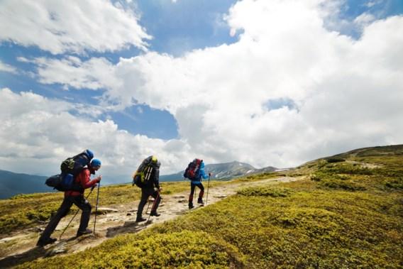 Twee Belgische wandelaars gered uit kloof na storm in Oostenrijk