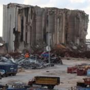 Eén jaar na immense explosie: haven van Beiroet ligt er nog altijd desolaat bij