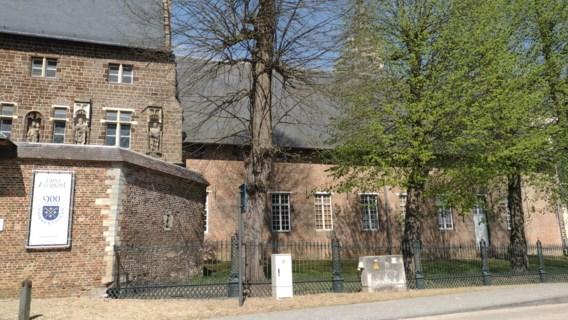 Inbraak in abdij Averbode