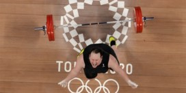 Hubbard uitgeschakeld, maar schrijft geschiedenis op Olympische Spelen