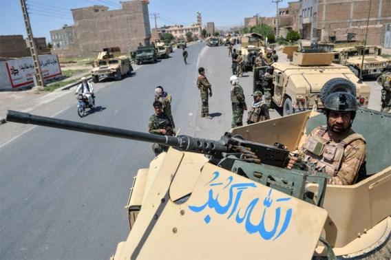 Taliban belegeren grootste steden van Afghanistan, humanitaire crisis dreigt