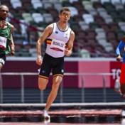 Kevin Borlée geeft forfait voor halve finales 400m in Tokio