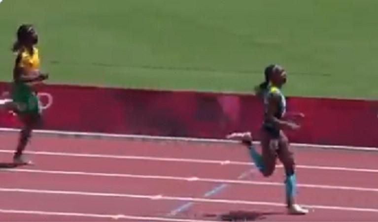 Uitbollen is niet altijd een goed idee: Jamaicaanse favoriete uitgeschakeld door misrekening